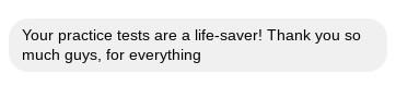 Testimonial about ScoreNexus saving her life
